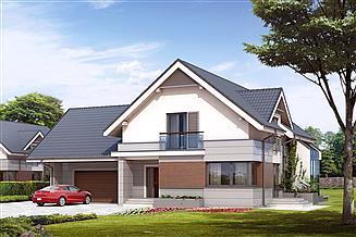 Projekt domu Jaspis 2