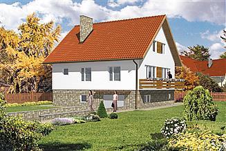 Projekt domu WB-3452