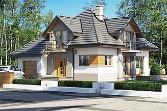 Projekt domu Opałek II N