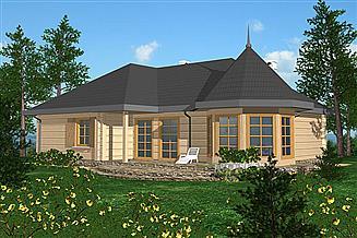 Projekt domu BR 016 drb