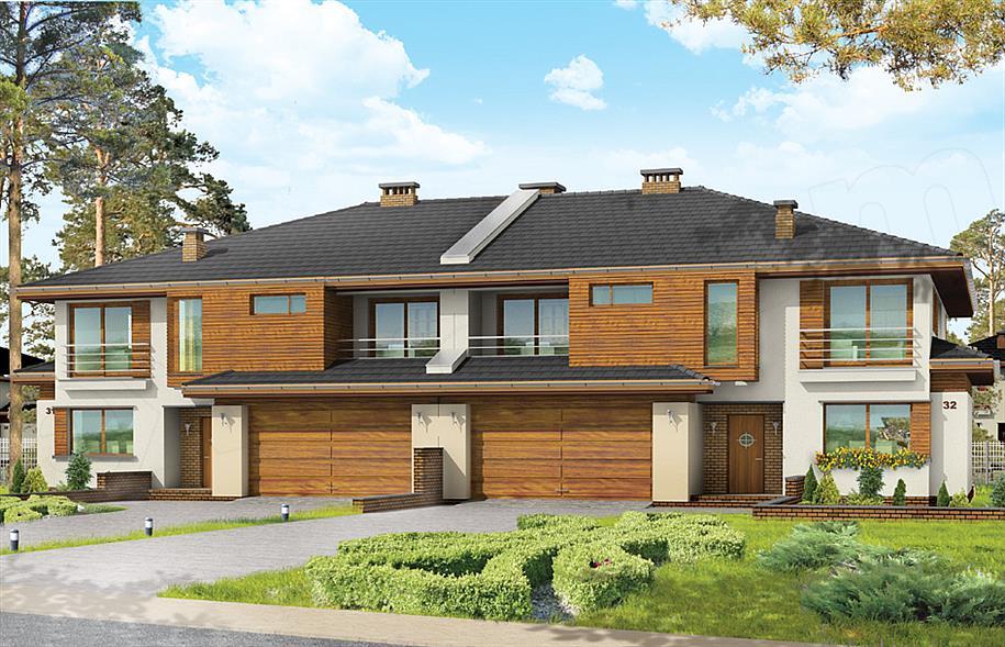 Projekt Domu Neptun 245 65 M2 Koszt Budowy Extradom