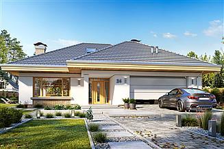 Projekt domu Uroczy