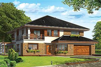 Projekt domu Wiola