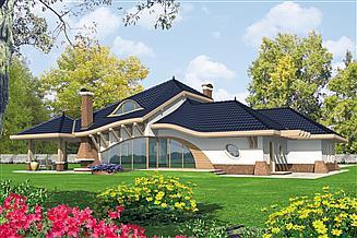 Projekt domu Wacław G2