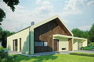 Projekt domu House 14