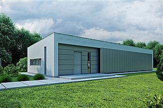 Projekt domu House 15