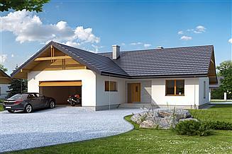 Projekt domu Abra 2