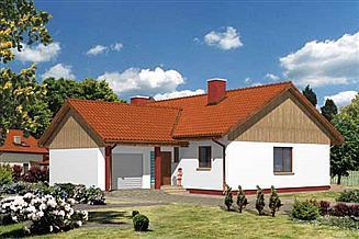 Projekt domu WB-3461