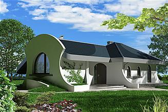 Projekt domu Flamenco Mini