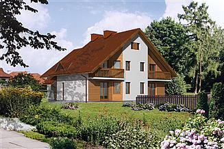Projekt domu WB-3381