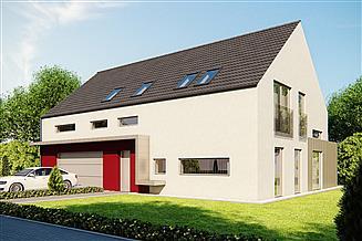 Projekt domu House 07