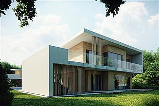 Projekt domu House 08