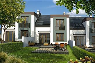 Projekt domu Emil L