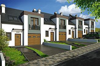 Projekt domu Emil S