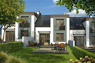 Projekt domu Emil P