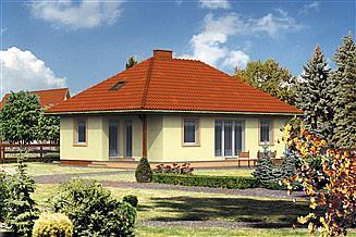 Projekt domu WB-0012