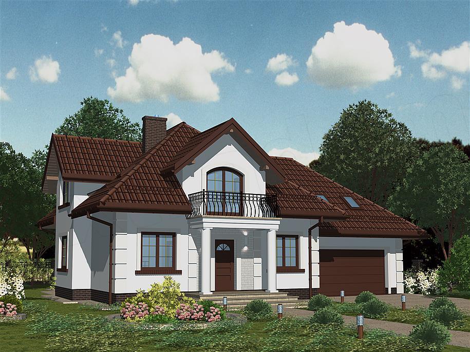 Projekt Domu Aps 181