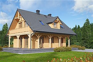 Projekt domu Świdnica dws