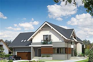 Projekt domu Jaspis 6