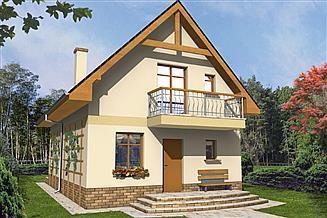 Projekt domu Piotruś