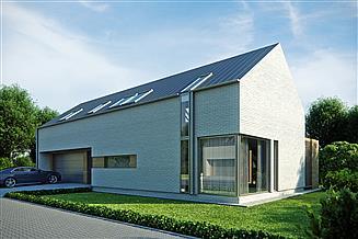 Projekt domu House 01