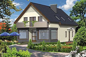 Projekt domu WB-0074