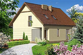 Projekt domu WB-0076