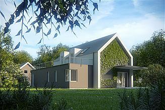 Projekt domu House 18