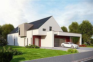 Projekt domu House 19
