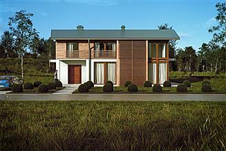 Projekt domu House 10
