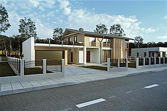 Projekt domu House 10.1