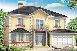 Projekt domu Stylowy