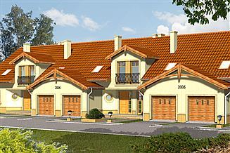 Projekt domu Malta