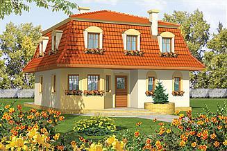 Projekt domu Agata