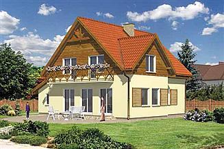 Projekt domu WB-3966
