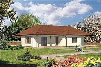 Projekt domu WB-3968