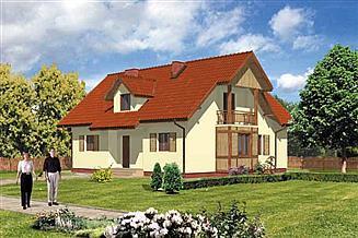 Projekt domu WB-3969