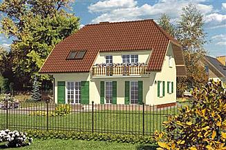Projekt domu WB-3971