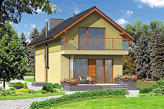 Projekt domu WB-0082