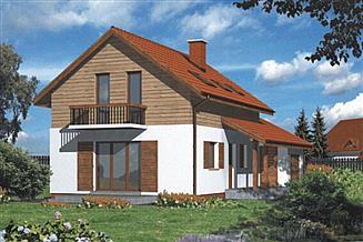 Projekt domu WB-3499