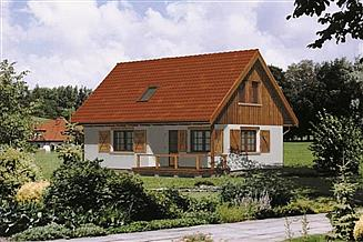 Projekt domu WB-3488