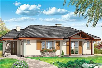 Projekt domu D05