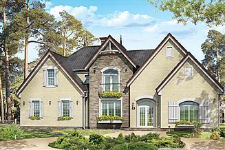 Projekt domu Dallas