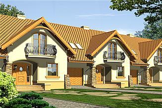 Projekt domu Klasyka 2