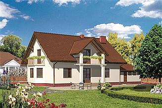 Projekt domu WB-3975