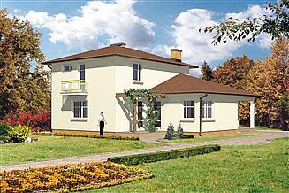 Projekt domu WB-3958