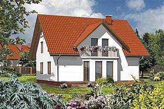 Projekt domu WB-3905