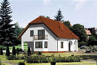 Projekt domu WB-3369