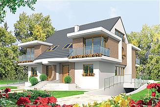 Projekt domu Błażej G2 (bliźniak)
