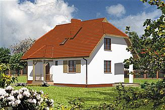 Projekt domu WB-3361